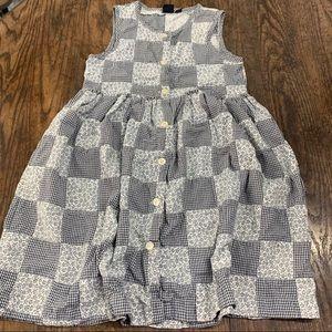 Baby Kids patchwork dress kids L